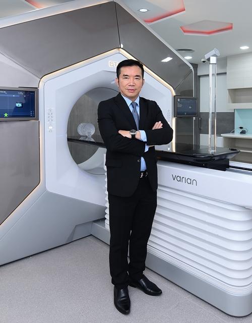 """BIZ """"จัดตั้งศูนย์รักษาผู้ป่วยโรงมะเร็งด้วยอนุภาคโปรตอน"""""""