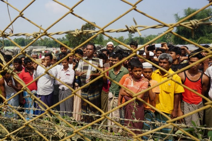 รัฐบาลเงาพม่าชวนชนกลุ่มน้อยโรฮิงญาร่วมต่อสู้ต้านรัฐบาลทหาร