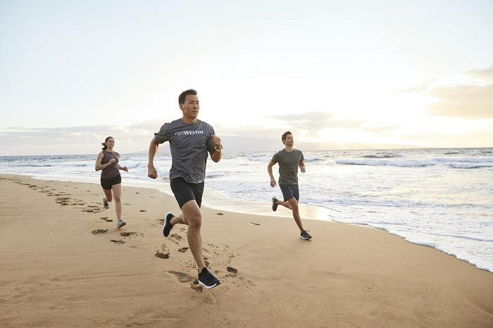 """เวสทิน โฮเทลส์ แอนด์ รีสอร์ทส์ ให้ความสำคัญ """"วันวิ่งสากล""""  เปิดตัว WestinWORKOUT®"""