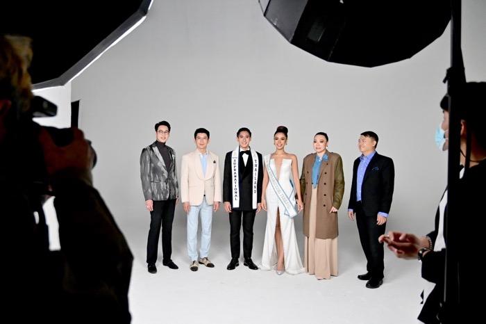 """เผยโฉม """"คณะผู้จัดชุดใหม่"""" ของ """"Miss Supranational Thailand 2021""""  พร้อมภาพเบื้องหลังการถ่ายทำภาพนิ่งของ """"ควีน เบญจรัตน์"""""""