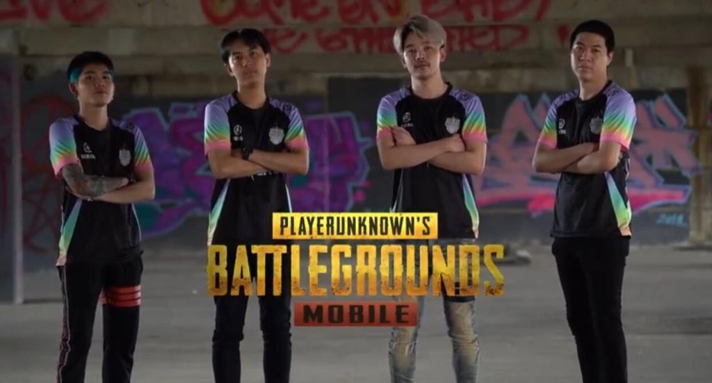"Buriram United Esports เผยไลน์อัพ นักกีฬา ""PUBG Mobile"" นำทีมโดย G9 อดีตแชมป์โลก"