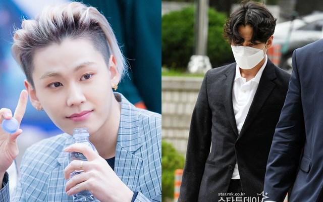 """""""จองอิลฮุน"""" อดีตสมาชิกวง BTOB คอตกเจอโทษจำคุก 2 ปี"""