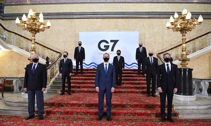 'ซัมมิต'กลุ่ม จี7 เป็นแค่ความพยายามค้นหาบทบาทที่อาจจะทำได้ หลังสูญเสียฐานะการเป็นผู้นำโลกไปตั้งนานแล้ว