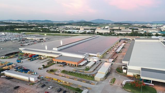 โรงงานฟอร์ดในไทย! เปิดกระบวนการผลิตระดับโลกที่ใส่ใจสิ่งแวดล้อมยั่งยืน