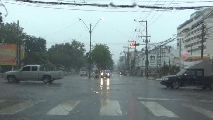 อุตุเตือนอุบลฯและอีสานล่างรับมือฝนตกหนัก 1-2 วันนี้