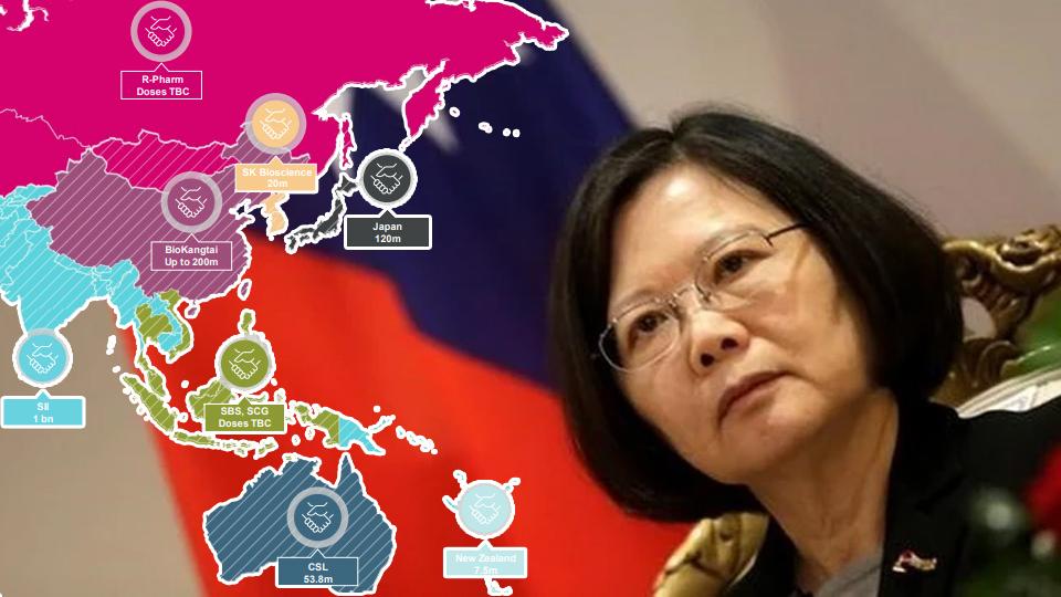 """""""ดร.นิว"""" สุดทน ด่าผู้นำไต้หวันมั่ว แนะทวงโควตาวัคซีน """"แอสตร้าเซนเนก้า"""" ที่ไบโอคังไท่ ประเทศจีน"""