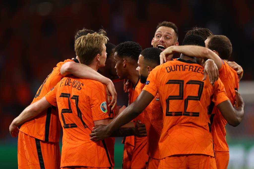 """ดุมฟรีส์"""" โขกชัย """"อัศวินสีส้ม"""" เฉือน """"ยูเครน"""" สุดมัน 3-2 ประเดิมสามแต้มยูโร  2020"""