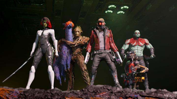 """ก๊วนฮีโร่แสบ """"Guardians of the Galaxy"""" ลงคอนโซล PC ตุลาคมนี้"""