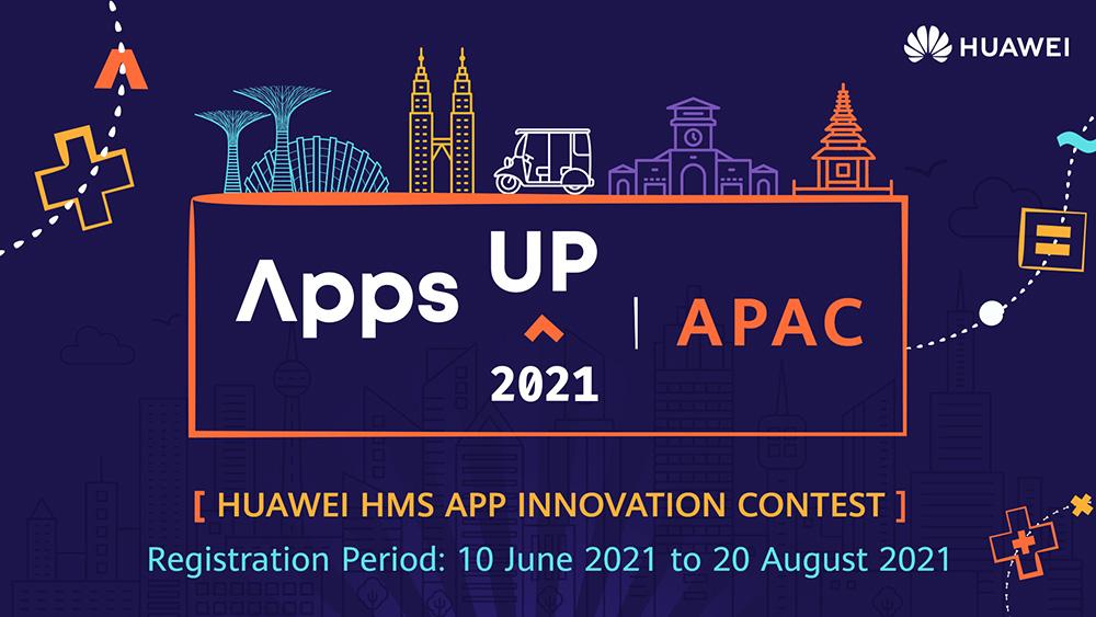Huawei กระตุ้นนักพัฒนาแอปฯ จัดประกวด AppsUP 2021 ชิงเงินรางวัล 6 ล้านบาท