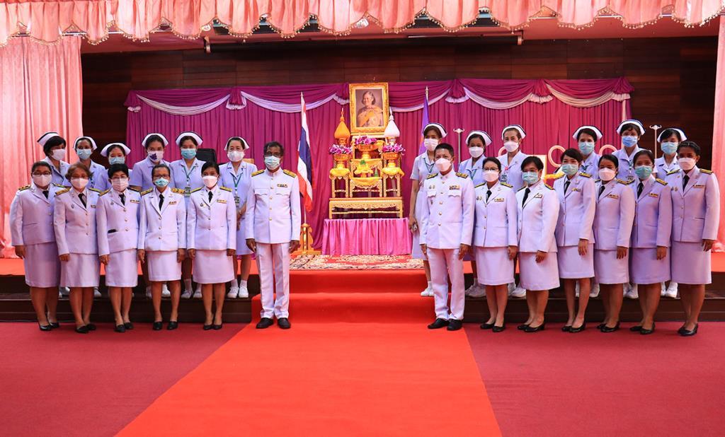 กรมสมเด็จพระเทพฯ พระราชทานเครื่องออกซิเจน 5 เครื่อง ให้กับโรงพยาบาลศูนย์ยะลา