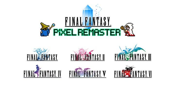 """Final Fantasy"" รีมาสเตอร์ 6 ภาคแรกลง PC สมาร์ตโฟน"