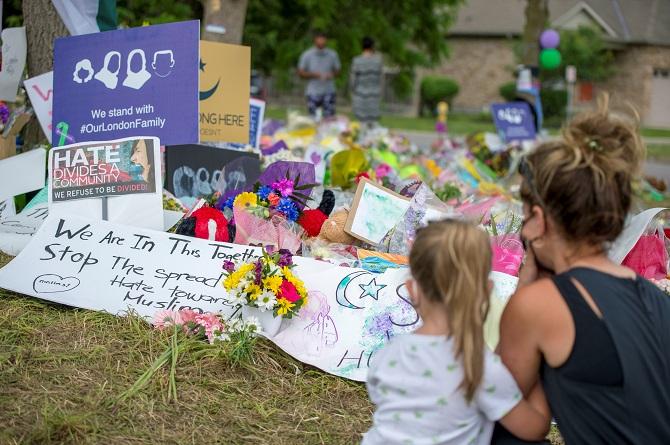 โดนหนัก!ตั้งข้อหาก่อการร้าย หนุ่มแคนาดาเกลียดชังอิสลามขับรถชนครอบครัวมุสลิมตาย4ศพ