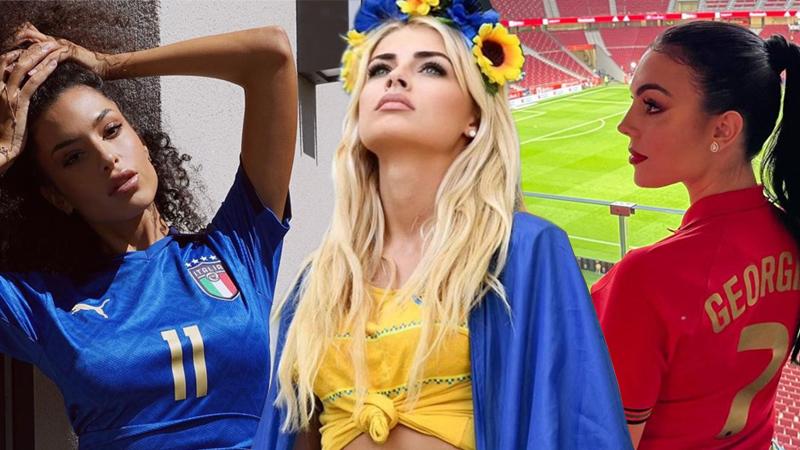 """รวมดาว """"แวกส์"""" ยูโร 2020 เมียใครแซ่บสุดให้คะแนนกันได้เลย!"""