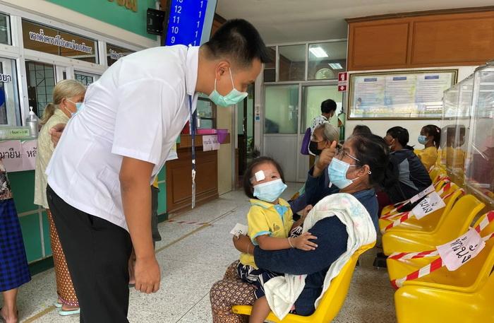 มาทำบุญกัน? รพ.ชายแดนขอบริจาคเครื่องเอกซเรย์ช่วยคนไทย-ลาว กว่า 80,00 คน