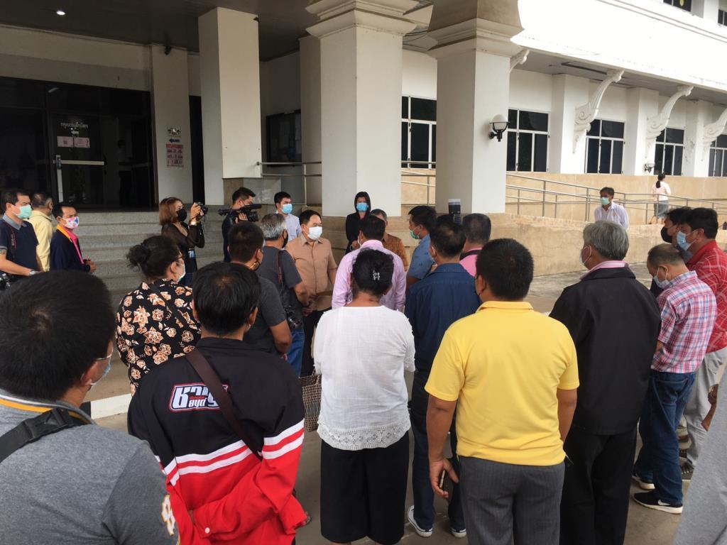 ชาวบ้านท่าอุเทนร้องผู้ว่าฯนครพนม คัดค้านธนารักษ์เปิดประมูลเอกชนเช่าที่