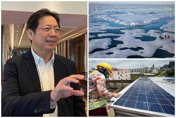 ส.อ.ท.จ่อตั้งสถาบันฯดูแลลดโลกร้อนหนุนSMEไทยเข้าถึงพลังงานสะอาด