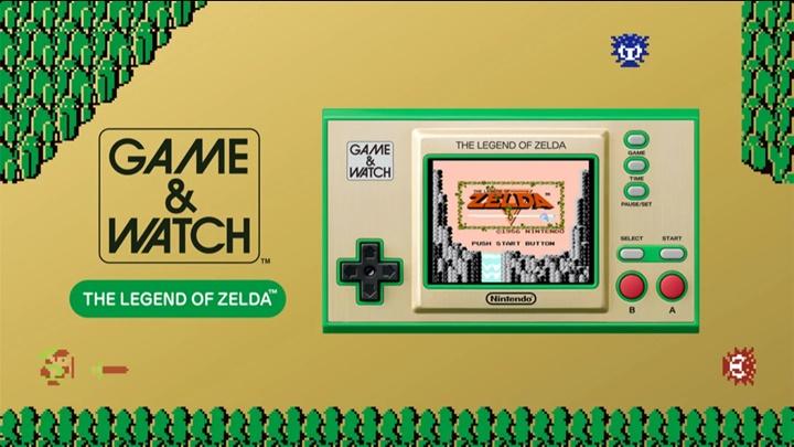 """""""เซลด้า"""" ภาคต่อมาปีหน้า-ออกเครื่อง Game & Watch พ.ย.นี้"""