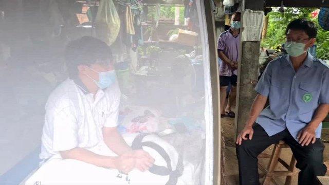 พบหนุ่มลำปางฉีดแอสตราฯโควต้ากลุ่มโรคเรื้อรัง แพ้ต้องเข้า รพ.-ผ่านมาเกือบ 10 วันชาครึ่งซีกไม่หาย