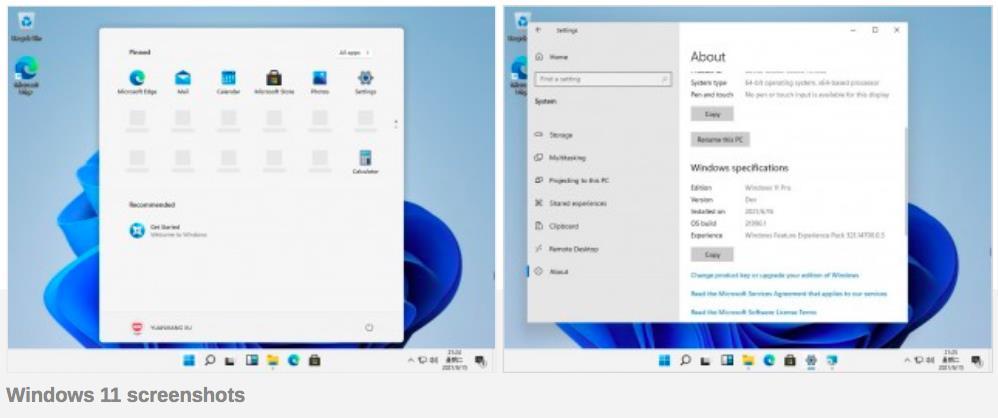 Windows 11 สะอาด น่าใช้ และดูคล้าย macOS?