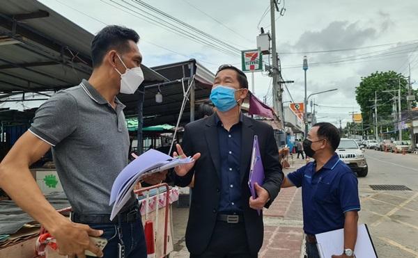 ป.ป.ช.ชลบุรี ซุ่มตรวจสอบเสาไฟประภาคาร ทม.สัตหีบหลังเกิดกระแสดราม่าโลกออนไลน์