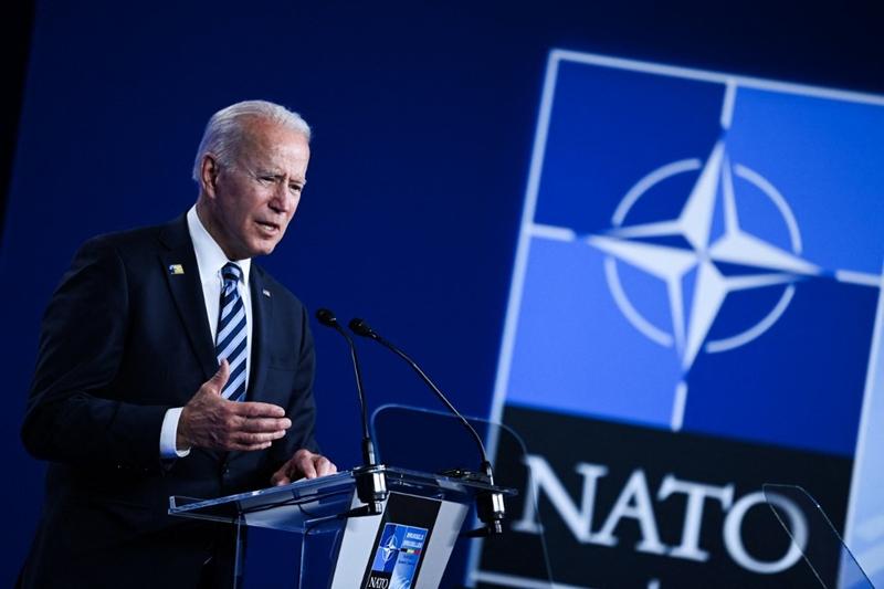 'สหรัฐฯ'กำลังดึงลาก'นาโต้'ให้ร่วมมือต่อต้าน'จีน'