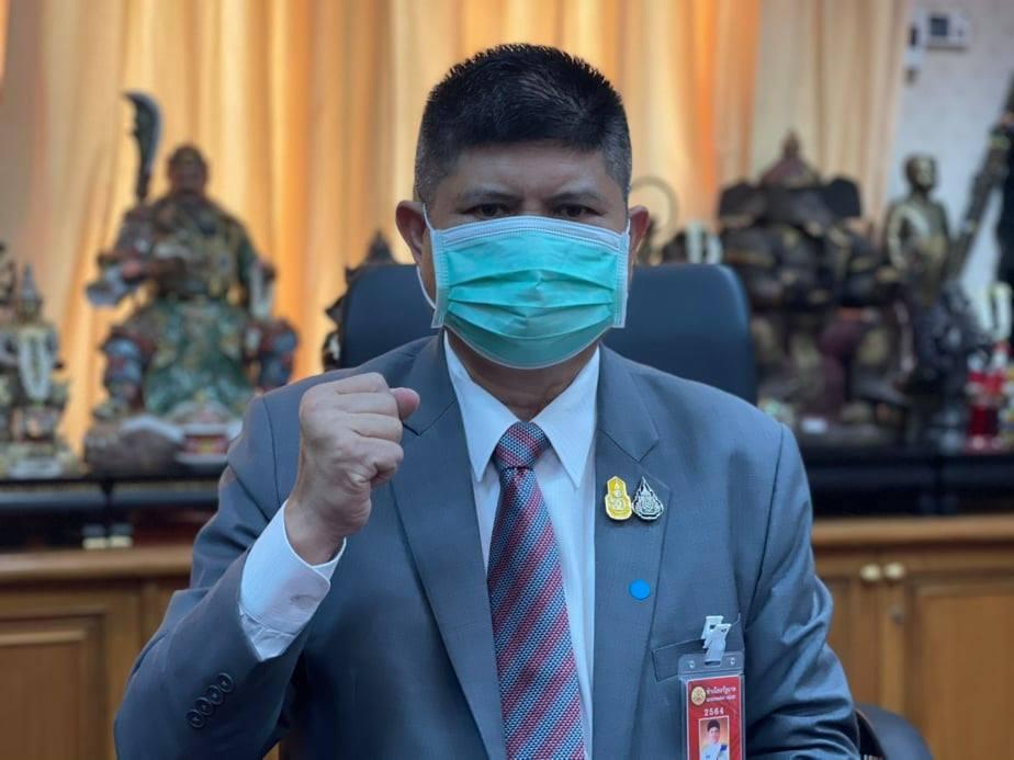 """""""แรมโบ้""""เผยน่ายินดีไทยความสามารถแข่งขันเพิ่ม ฉีดวัคซีนมากที่ 3 อาเซียน ขอประชาชนมั่นใจนายกฯ"""