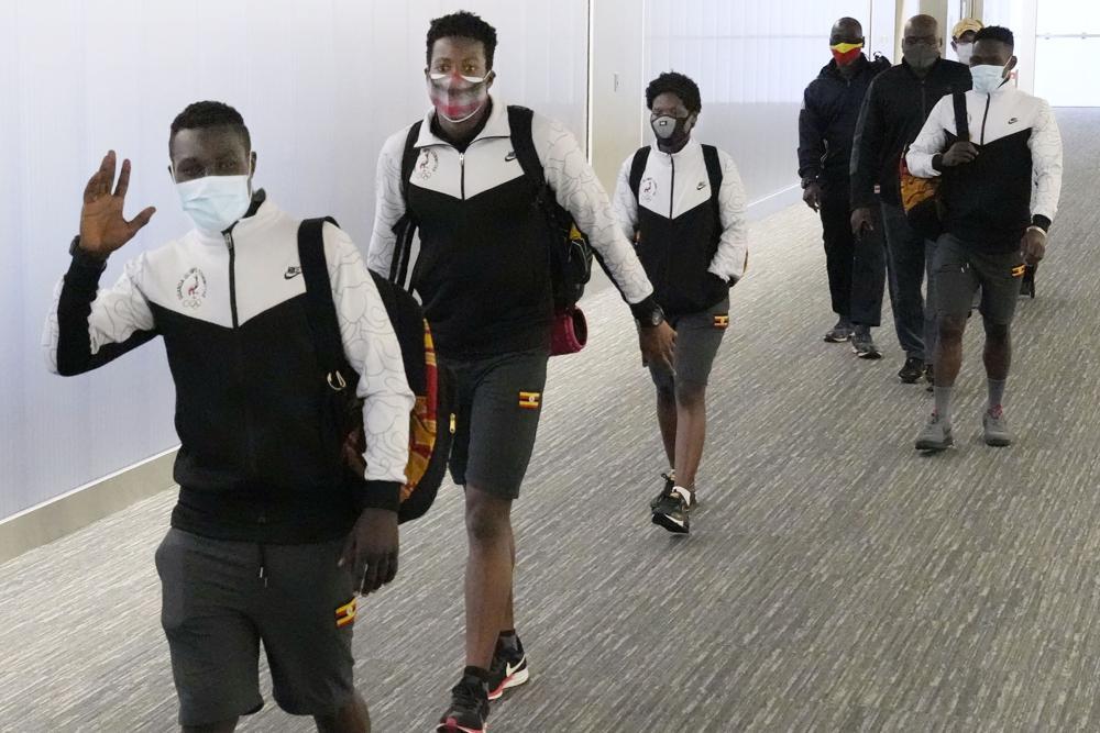 ญี่ปุ่นผวา! นักกีฬาโอลิมปิกยูกันดาติดโควิด แม้ฉีดวัคซีน-ผลตรวจเป็นลบก่อนขึ้นเครื่อง