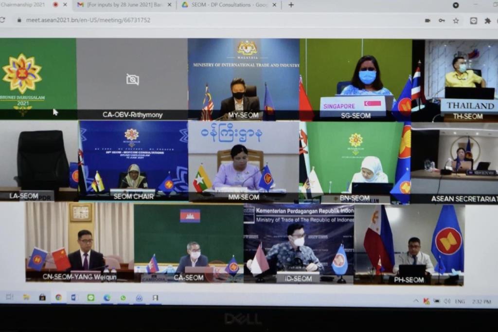อาเซียนจับมือจีน-ญี่ปุ่น-เกาหลีใต้ อัพเกรดFTA