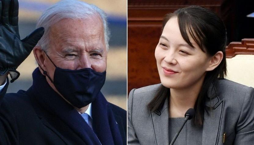 น้องสาว 'คิม' เตือนสหรัฐฯ หยุดฝันลมๆ แล้งๆ เรื่องเจรจาเกาหลีเหนือ