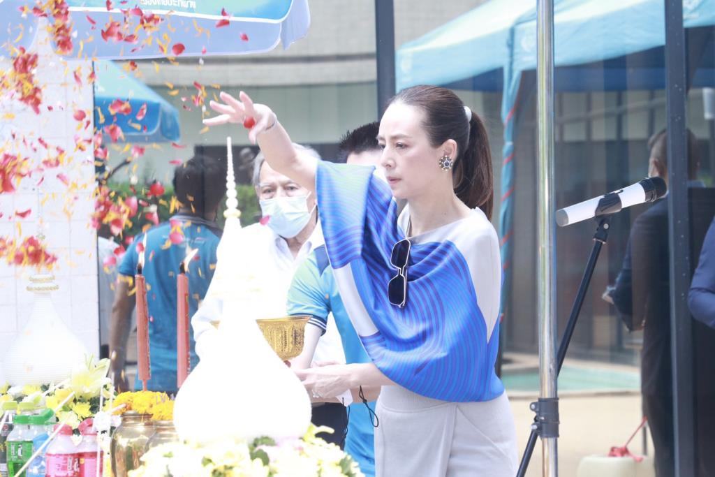 """""""มาดามแป้ง"""" ฉลอง 89 ปี เมืองไทยประกันภัย ก้าวต่อไปเพื่อคืนกำไรทางใจ...สู่สังคม"""