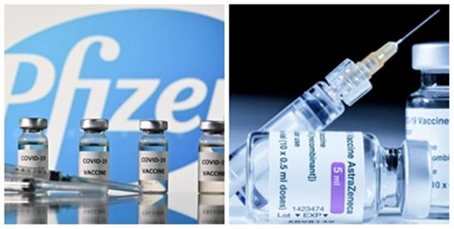 """""""ไบโอเทค"""" เผยผลวิจัยต่างประเทศ ฉีด AZ เข็มแรก ตามด้วย mRNA เข็ม 2 กระตุ้นภูมิดี รับมือไวรัสกลายพันธุ์ได้ทุกตัว"""
