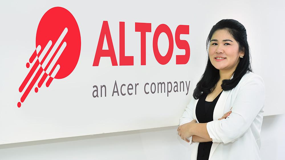 Acer แตกแบรนด์ 'Altos' บุกตลาดองค์กรธุรกิจ นำเสนอโซลูชันครบวงจร