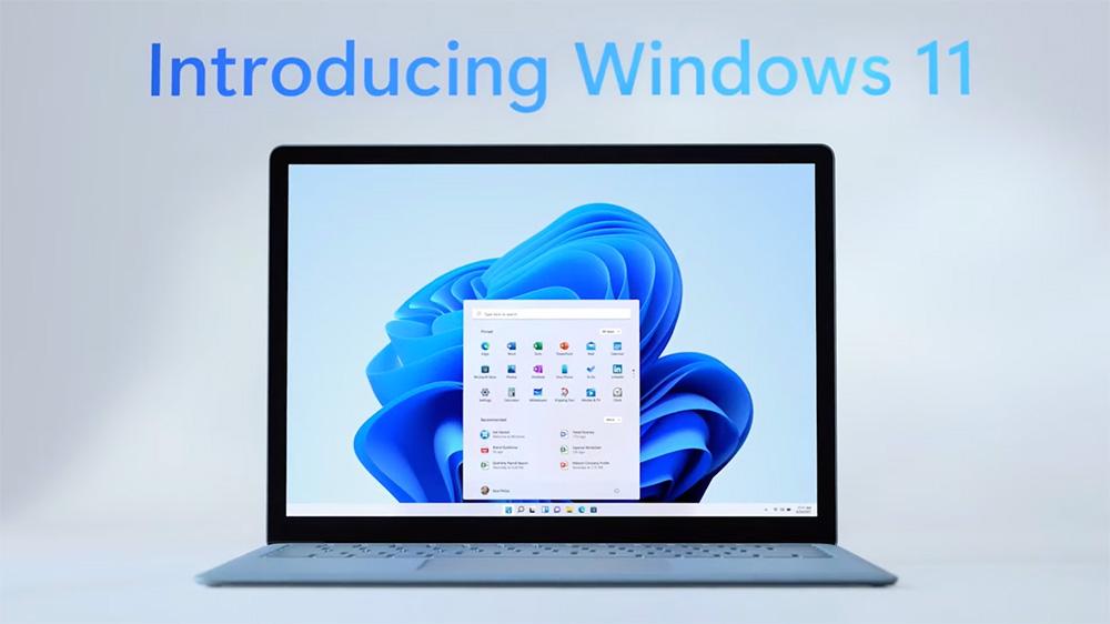 ไมโครซอฟท์ เปิดตัว 'Windows 11' ปรับดีไซน์ใหม่ รองรับแอปแอนดรอยด์