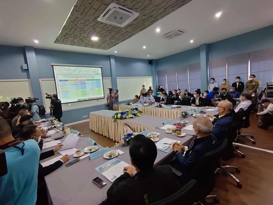 """คณะติดตาม """"Phuket Sandbox"""" ดูงานครั้งสุดท้าย เปิดเกาะภูเก็ต 1 ก.ค. """"ททท.""""ฝันQ3 นทท.ต่างชาติ จ่อ 1 แสน รายได้พรึ๊บ 8.9 พันล้าน"""
