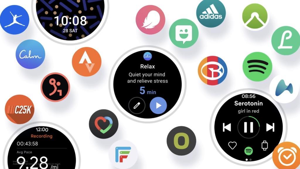 Samsung โชว์หน้าตาสมาร์ทวอทช์รุ่นใหม่ หลังร่วมมือ Google นำ WearOS มาใช้บน Galaxy Watch
