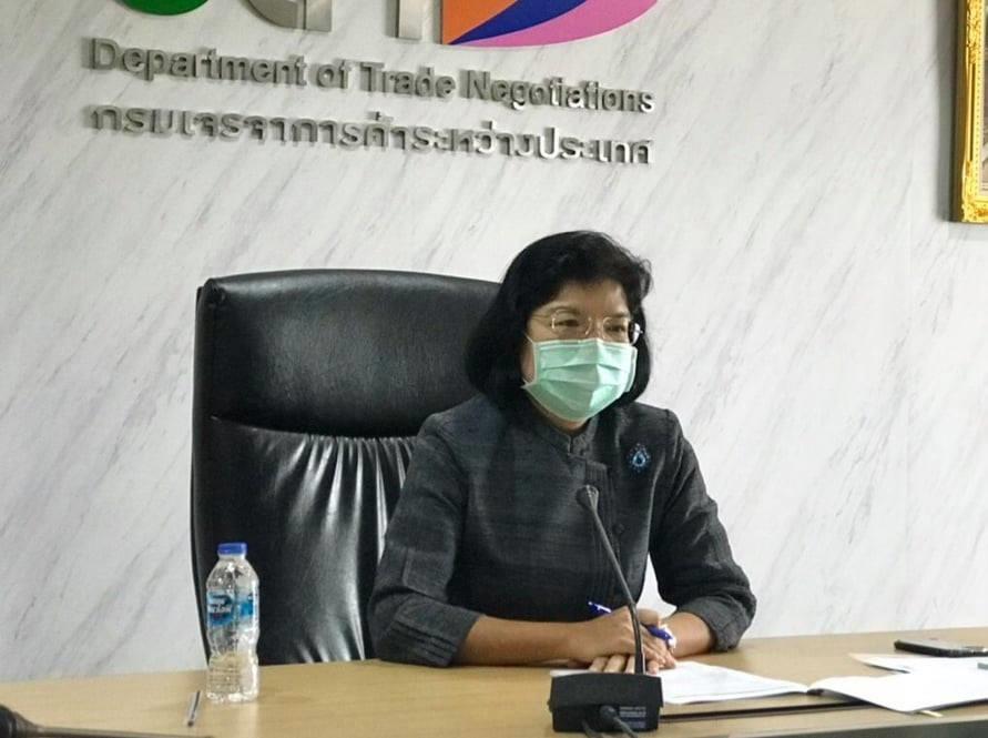 กรมเจรจาฯ เผย FTA ที่ไทยมีกับอินเดีย 2 ฉบับช่วยหนุนการค้าขาย 5 เดือนโต 47%
