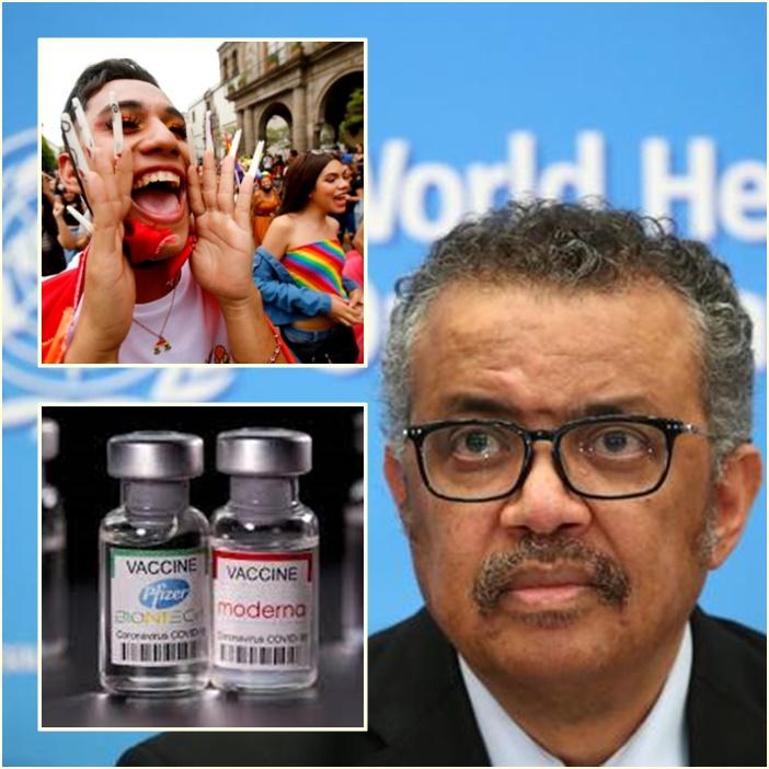 """WHO เตือนการ์ดอย่าตก ถึงฉีดวัคซีนครบยังต้องใส่หน้ากากต่อ """"ไฟเซอร์-โมเดอร์นา"""" ให้ภูมิคุ้มกันยาวหลังฉีด ผลโพลชี้คนอเมริกันเกือบ 30% เชื่อวิกฤตโควิดในสหรัฐฯสิ้นสุด"""