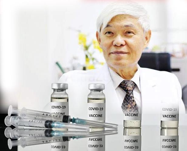 """""""หมอยง""""เผยฉีดวัคซีนเข็ม2ต่างชนิดกัน ได้ภูมิสูงกว่าชนิดเดียวกัน 8 เท่า"""