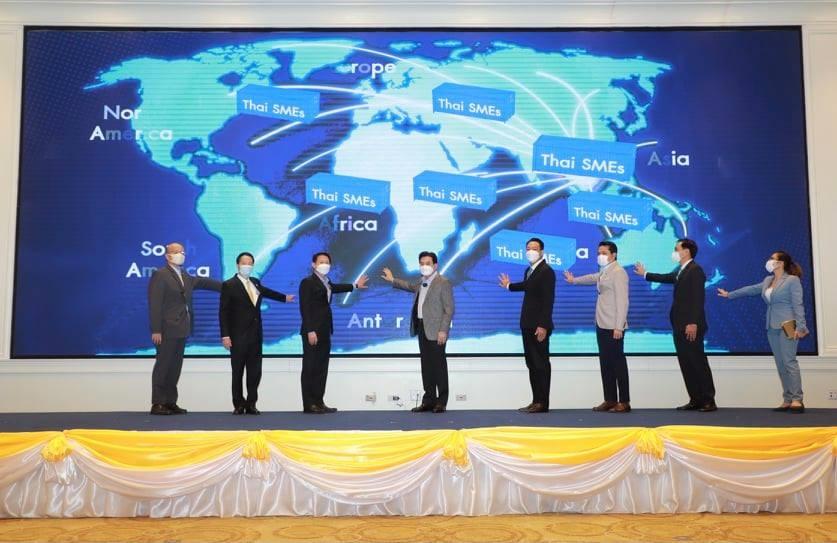 """""""จับคู่กู้เงิน""""ช่วย SMEs ส่งออก วงเงิน2,500ล้าน ดอกถูก 7 วันรู้ผล"""