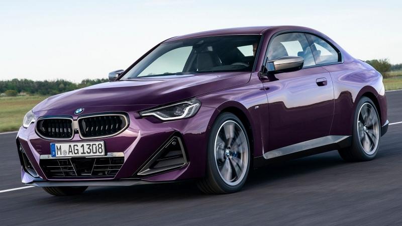 BMW เปิดตัว ซีรี่ย์ 2 คูเป้ ใหม่ ปรับโฉมเน้นสปอร์ตเต็มพิกัด พร้อมตัวแรง 374 แรงม้า