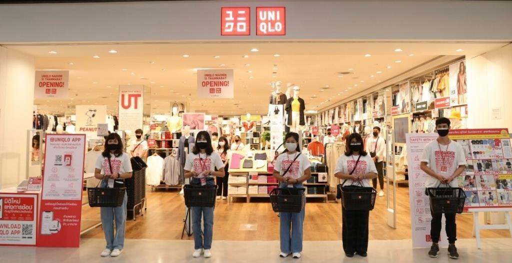 ยูนิโคล่เปิดสาขาแรกที่นครศรีธรรมราช  ชู ไลฟ์แวร์ คอนเซ็ปต์สนับสนุนสินค้าท้องถิ่น