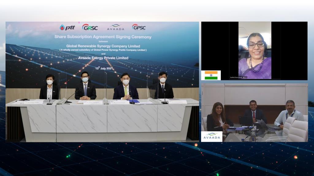 GPSC ทุ่มงบ 1.48หมื่นล.ถือหุ้น 41.6% โรงไฟฟ้าโซลาร์อินเดีย