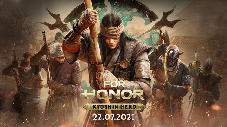 """For Honor เปิดตัวฮีโร่ใหม่ """"เคียวชิน"""" พร้อมให้เล่นฟรีสุดสัปดาห์"""
