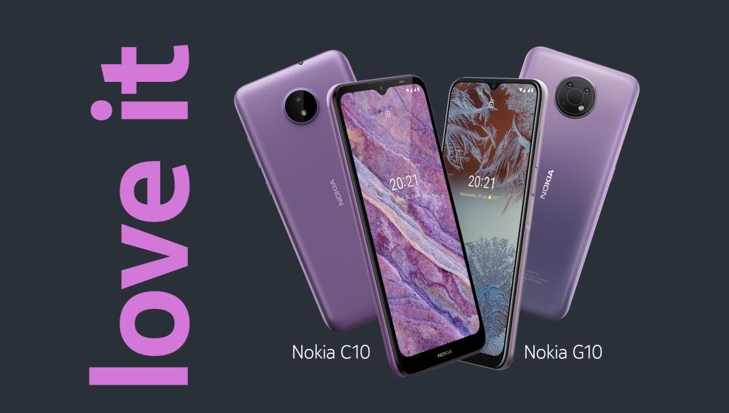 """หนึ่งในสมาร์ทโฟนรุ่นล่าสุด """"Nokia"""""""