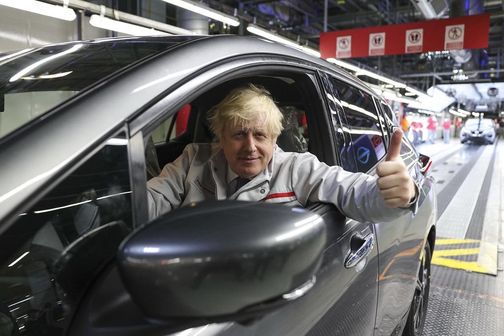 นิสสัน เปิดตัวโครงการ EV36Zero ฐานการผลิตรถยนต์ไฟฟ้า เร่งเดินหน้าสู่เป้าหมายการปล่อยคาร์บอนเป็นศูนย์