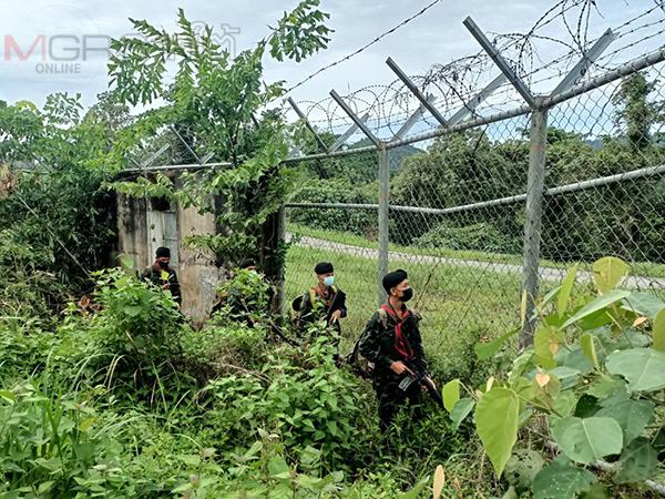 ฝ่ายความมั่นคงสงขลาคุมเข้มชายแดนไทยมาลเลเซียช่วงเทศกาลฮารีรายอ