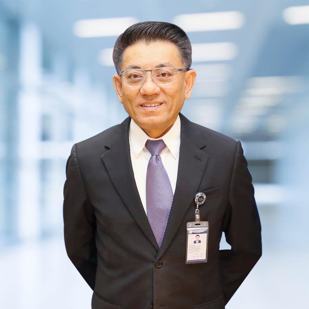 นายทินกร ชูวงศ์ รองกรรมการผู้อำนวยการใหญ่ รักษาการ กรรมการผู้อำนวยการใหญ่ บริษัท วิทยุการบินแห่งประเทศไทย จำกัด (บวท.)