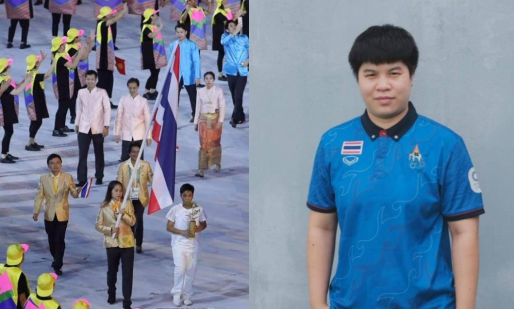 """เปิดใจ """"ณภัสวรรณ"""" แม่นปืนสาว กับภารกิจถือธงไทยพิธีเปิด """"โตเกียวเกมส์"""""""