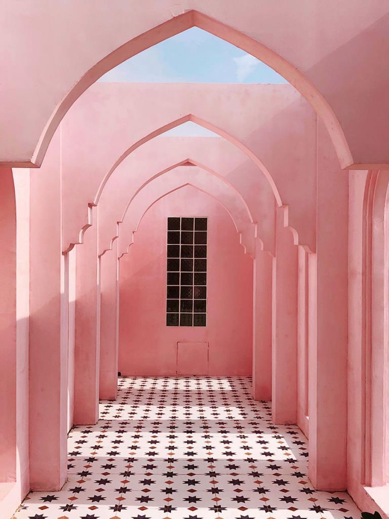 Architecture : Yuexiang Wang