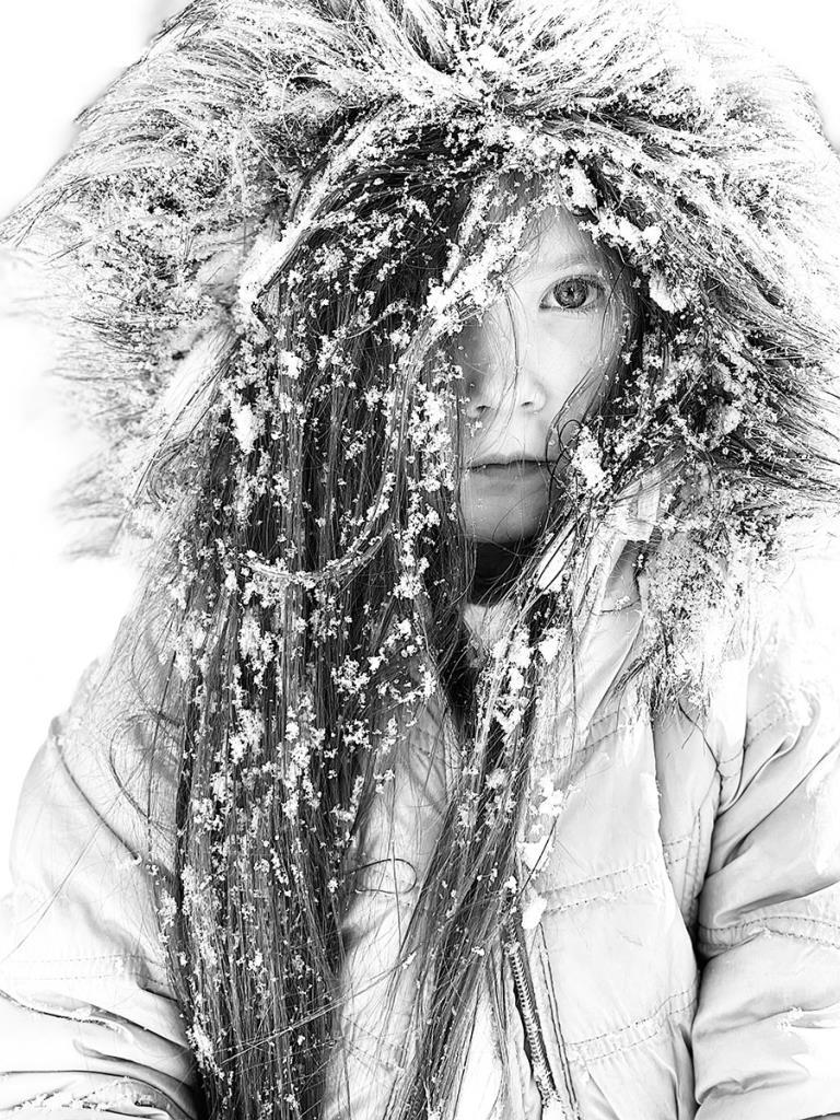 Portrait : Krysten Crabtree